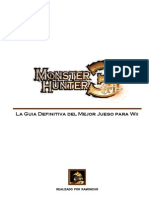 Guia Monster Hunter Tri Definitiva