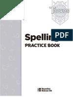 Treasures Language (Spelling & Vocabulary)