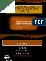 Final Slides of FINANCE