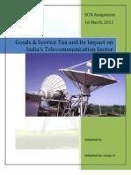 SCM GST Telecom Version 3
