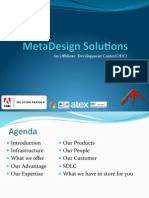MetaDesign SOlutions Company Profile