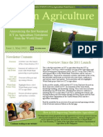 ICT in Agriculture Newsletter. May 2012