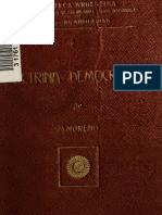 Rojas, Ricardo (dir). Doctrina Democrática de Mariano Moreno. 1915.