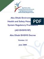 AD EHSMS Decree-English