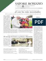 L´OSSERVATORE ROMANO. 20 Mayo 2012