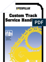 Caterpillar Custom Track Service Handbook
