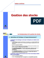 Support Gestion Des Stocks Esca2
