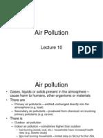 10Air Pollution