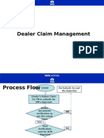 Pending Claim Mgmt- Dealer Training Literature