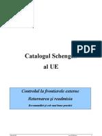 Catalogul Schengen Actualizat Al UE
