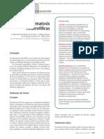 10.004 Dermatosis neutrofílicas