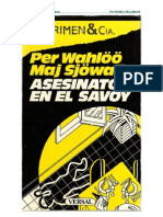 (1970) Asesinato en El Savoy
