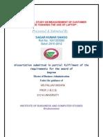 Report Sagar