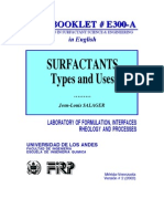 Surf Act Ants Types and Uses