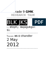 Gmk Blk Jks Project