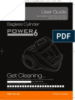 Power 6 Cylinder c89 p6 b User Guide