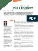 Macieira, Caulliraux - Modernizacao Da Transfer en CIA e Estocagem Das Ref in Arias Petrobras - TN Petroleo 46 - 2006