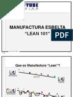 Presentacion de Lean 101-Ejemplo