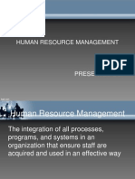 Human Resource Managementprst(1)
