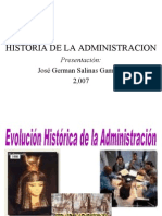 2.- Historia d La Admin is Trac Ion Ok