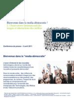Deloitte - Usages Et Interaction Media - 2011