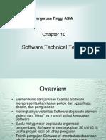 Dasar teknik pengujian software