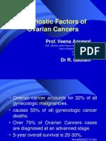 Prognostic Factors of Ovarian Cancer