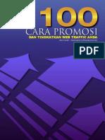100 Cara Tingkatkan Web Traffic