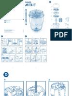 Manual Utilizare Sterilizator