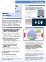 Basel III EBA Common Reporting (corep) Webinar - 18th May