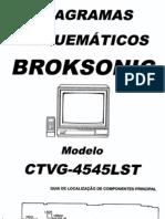 broksonicCTVG-4545LST
