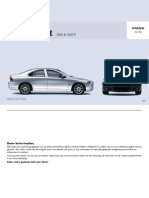 S60 Owners Manual MY06 NL Tp8151