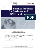 Islamic Finance Products for SMEs- Abu Dhabi