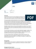 Understanding XML Program Content