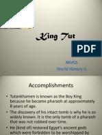 King Tut's Death