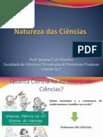 Natureza das Ciências (2)