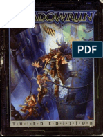 d20 FASA Shadowrun Source Book Core Rules