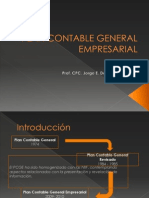 Plan Contable Gral. rial