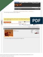 P67 Sandy Bridge Over Clocking Guide for Beginners