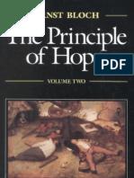Bloch - Principle of Hope Vol2