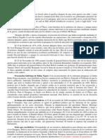 Contexto y Escala de Conflicto Entre Py y Bolivia