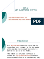 Power Electronic Drive