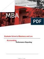 Accounting Course Notes Unit 11 MBA V1