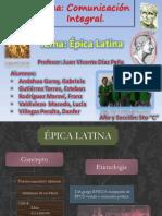 Épica Latina - Scribd