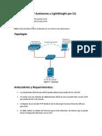 Actualizacion AP Autonomo a Lightweight Por CLI
