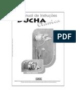 Manual Ducha Classica IM332 R01
