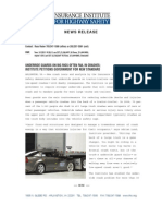 Insurance Institute for Highway Safety Underride Guards Report March 2011