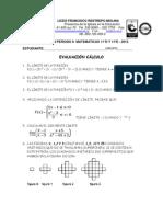 Eva as 11d 11e Periodo II 2012