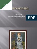 Picasso, Kandinsky Pollock