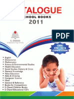 SChand School Catalogue 2011